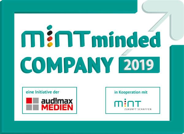 MINT Minded Company Logo 2019